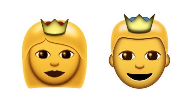 Новые Emoji из iOS 10 Unicode 9.0