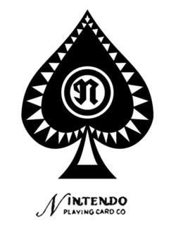 nintendo - первый логотип