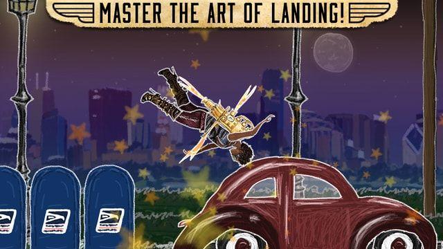 Игра Piloteer - симулятор ракетного ранца для iPhone и iPad
