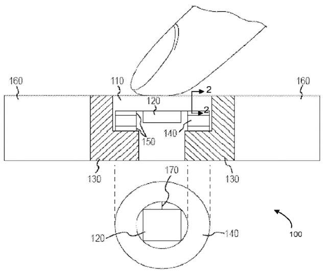 Будущие модели iPhone получат кнопку Домой, способную распознавать силу нажатия