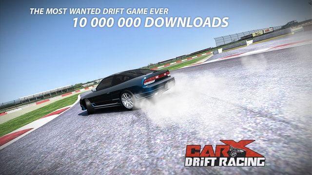 CarX Drift - гонки для iPhone и iPad