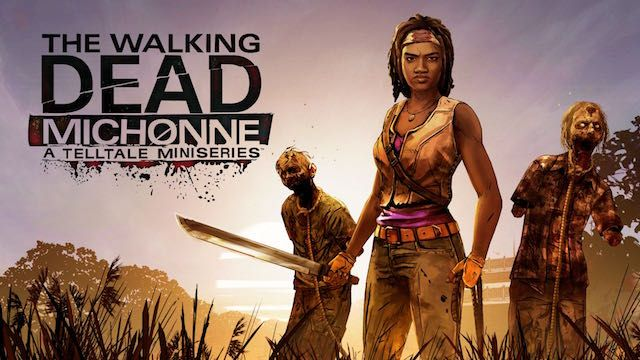 Игра The Walking Dead Michonne