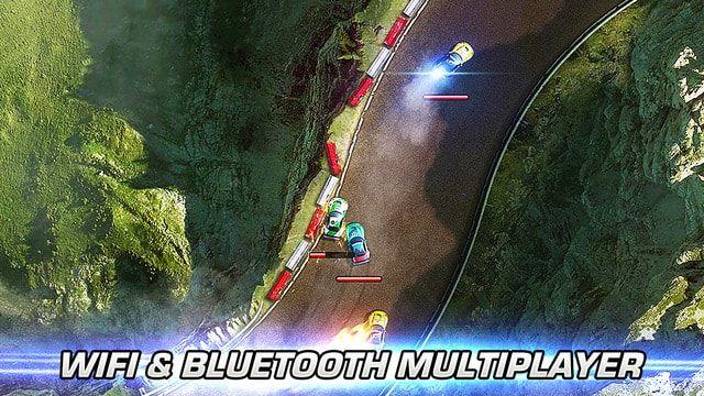 VS Racing 2 - гонки для iPhone и iPad