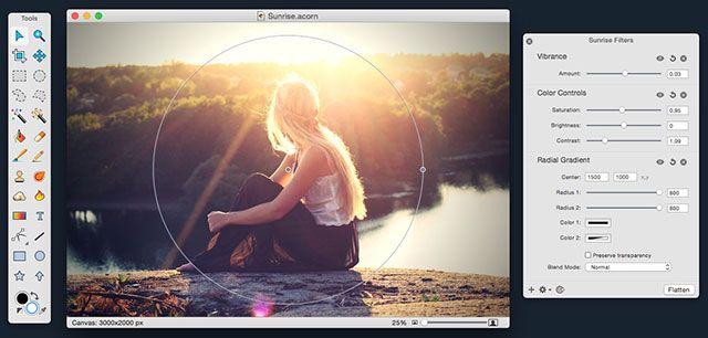 acorn5 - редактор фото для Mac OS X