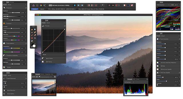 Affinity Photo - - редактор фото для Mac OS X