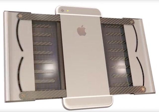 iPhone 7 с раздвижным экраном