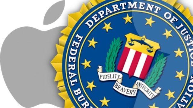 FBI против Apple