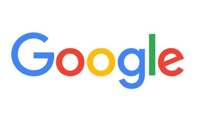Google - новый логотип