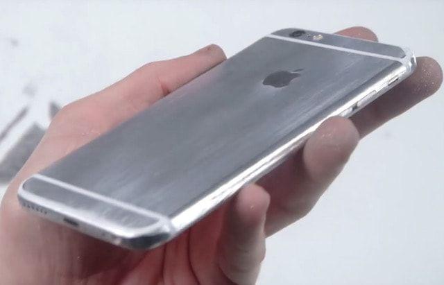 Как из iPhone 6s сделать iPhone 7 - новое видео от TechRax