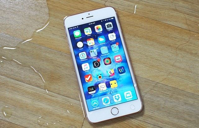 iPhone 7 получит дисплей Pixel Eyes