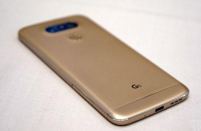 Lg G5 - модульный флагман со сдвоенной камерой