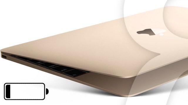 Как продлить срок службы аккумулятора MacBook