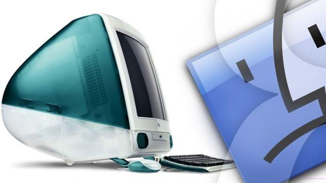 Устаревший Mac