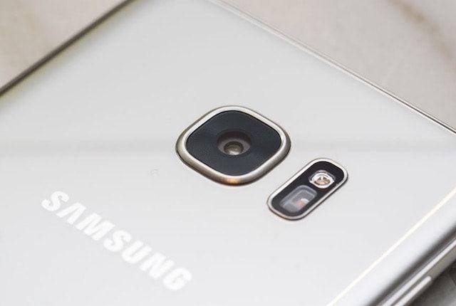 samsung galaxy s7 cameras