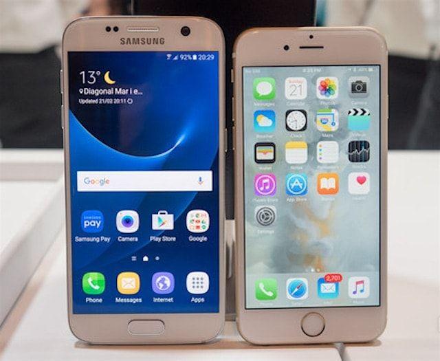 Чем отличаются Samsung Galaxy S7 и iPhone 6s - сравнение флагманов