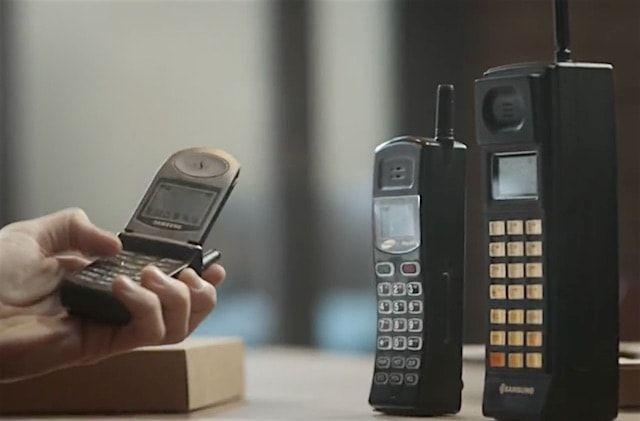 Старые устройства Samsung