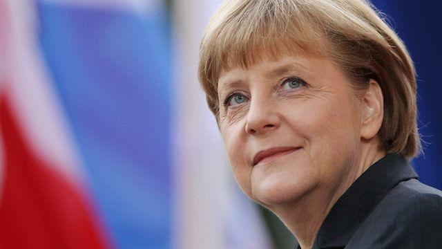 Анджела Меркель