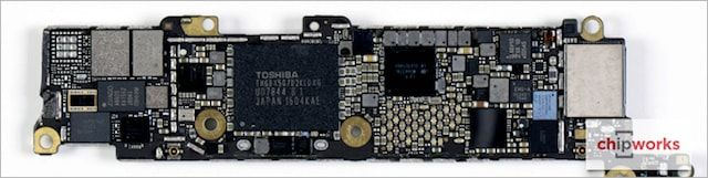 Apple-iPhone-SE-Teardown-Chipworks-Analysis-Internal-front-PCB