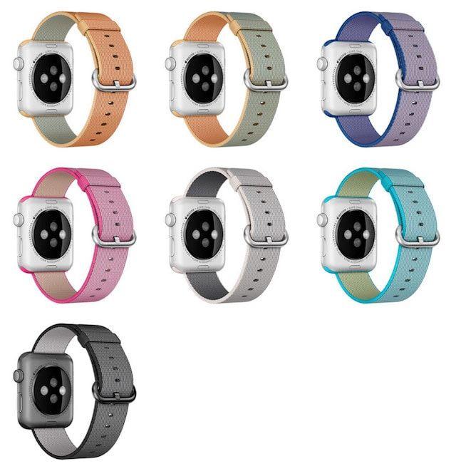 Apple watch - новая коллекция ремешков