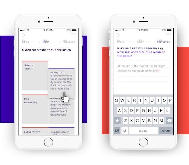 Highflyer для iPhone — эффективное изучение английской лексики
