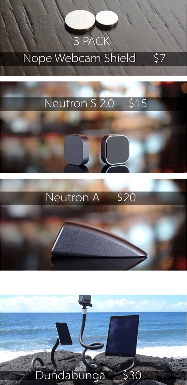 Neutron Mounts