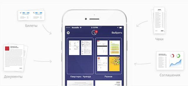 Scanner Pro 7 для iPhone и iPad - сканер с распознаванием текста