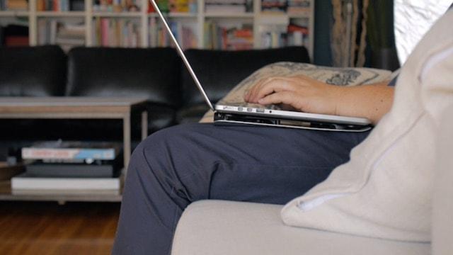 TILT - революционная система охлаждения для MacBook Pro