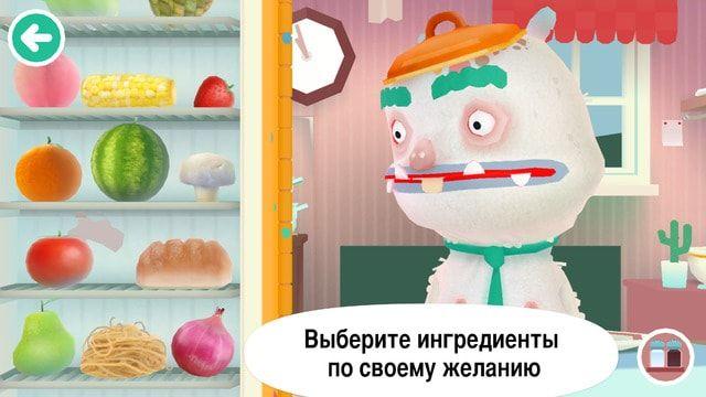 Детская игра Toca Kitchen 2 для iPhone и iPad