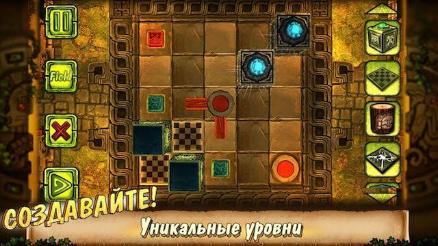 Сокровища Империи - занимательная головоломка для iPhone и iPad