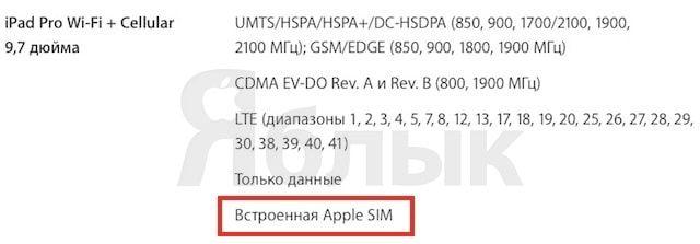 Apple SIM в России. Как настроить и пользоваться