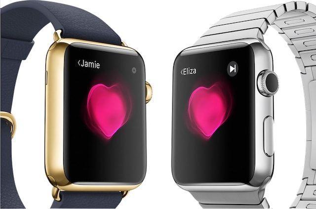 apple watch сердцебиение