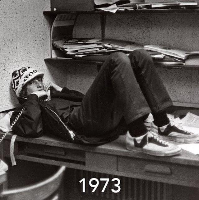 Билл Гейтс 1973