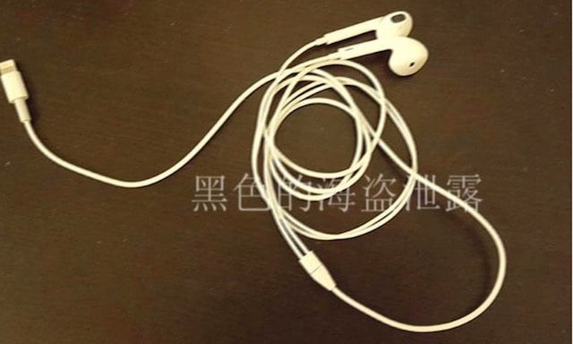 Наушники earpods lightning для iPhone 7