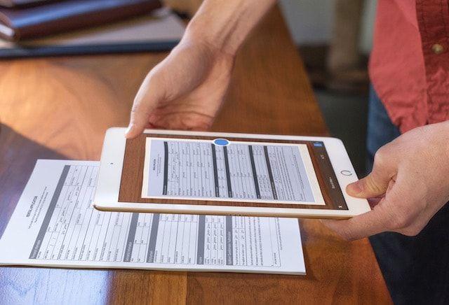 iPad Pro 9,7 дюйма в работе