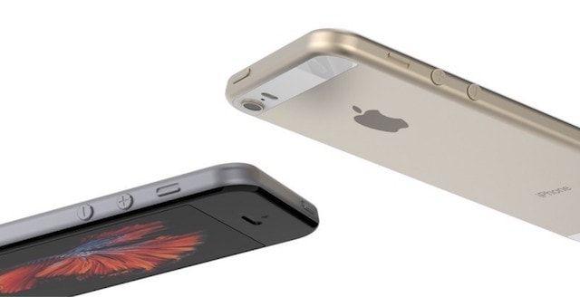 Маркировка с коробки предполагаемого iPhone SE