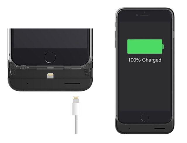 Popslate 2 - чехол с E-Ink экраном для iPhone 6s и iPhone 6s Plus