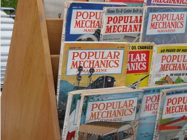 Журнал Популярная механика