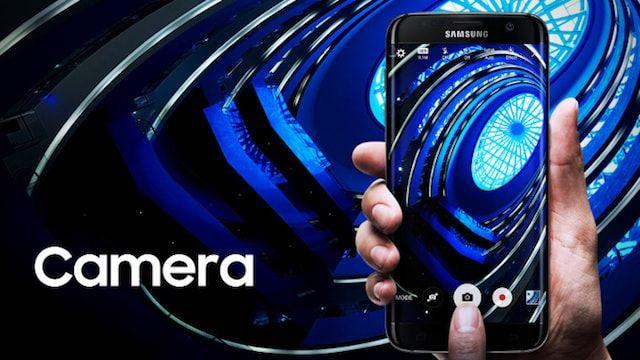 Камера с супершироким объективом