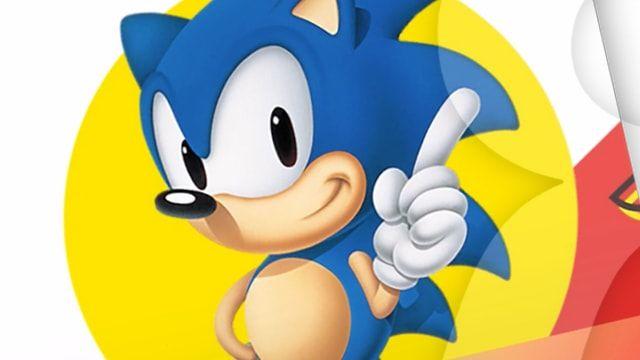 Игра Sonic The Hedgehog для Apple TV 4