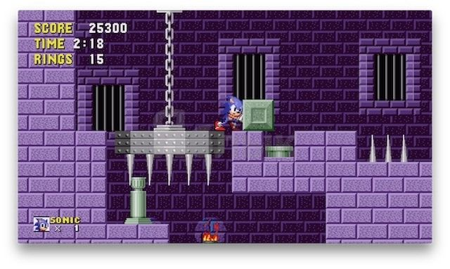 Игра Sonic The Hedgehog вышла на Apple TV