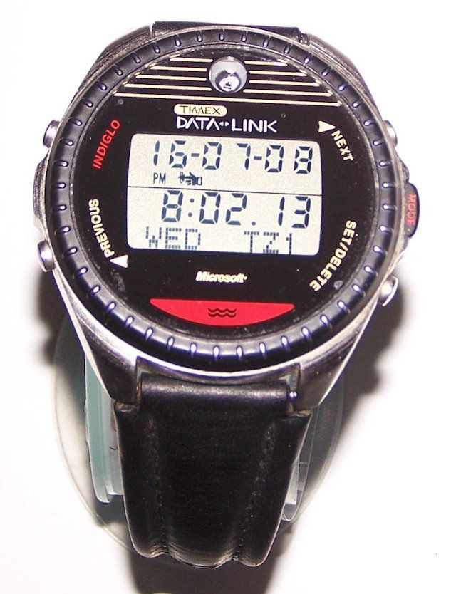 timex microsoft smartwatch