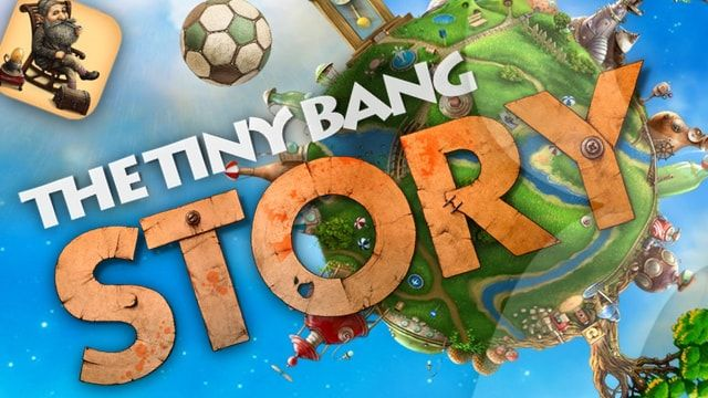 The Tiny Bang Story - легендарный квест для iPhone, iPad и Apple TV 4
