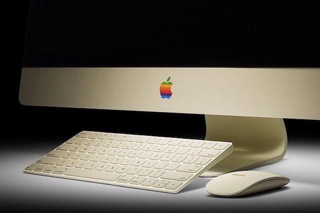 Colorware iMac Retro