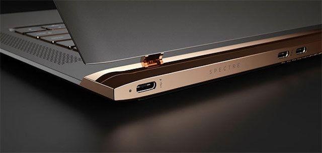 Ноутбук HP Spectre 13