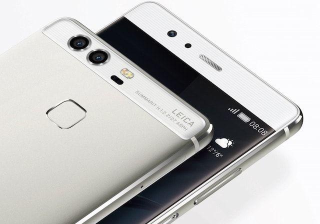 Huawei P9 и P9 Plus - смартфоны с двойной камерой Leica