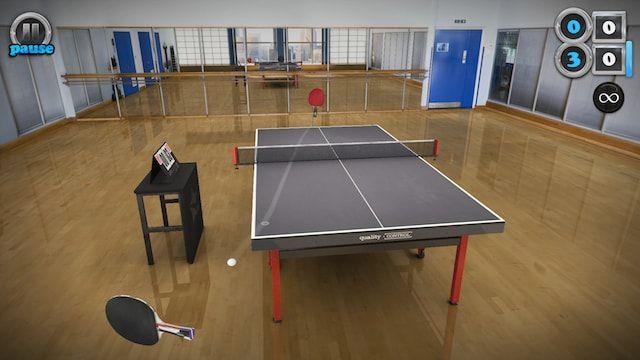 Table Tennis Touch - настольный тенис для iPhone
