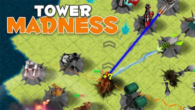 TowerMadness HD - игра для iPhone