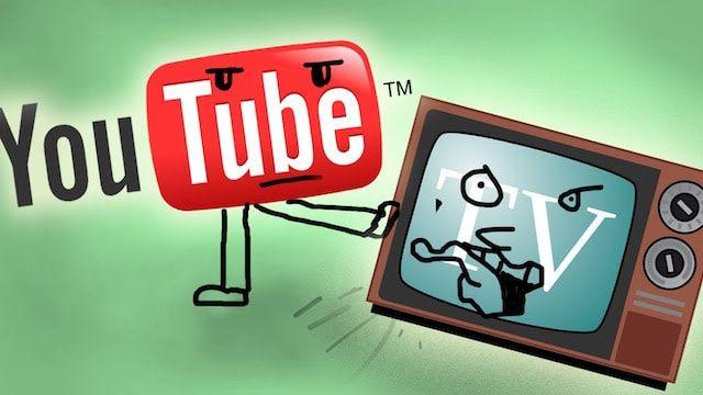 Google: реклама на YouTube на 80% эффективнее телевизионной