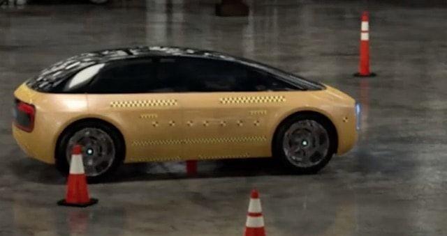Автомобиль Apple