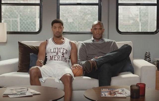 рекламу Apple TV четвертого поколения с участием легендарного баскетболиста Коби Брайанта